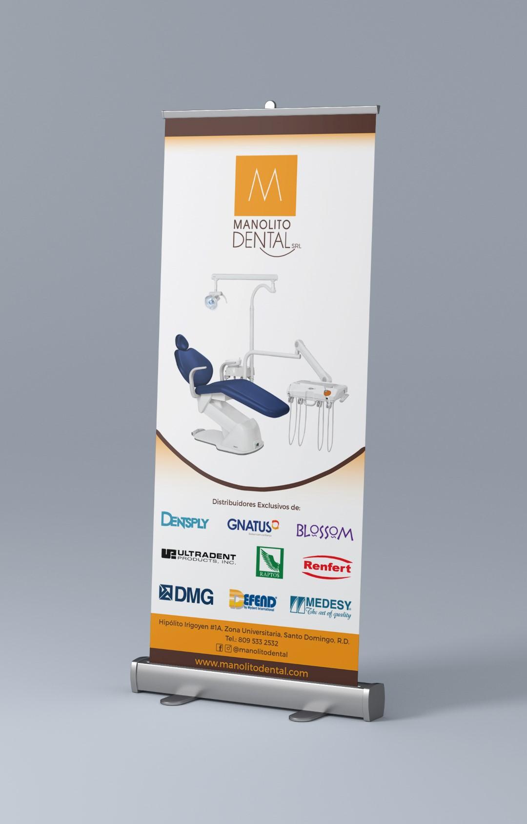 Banner - Manolito Dental