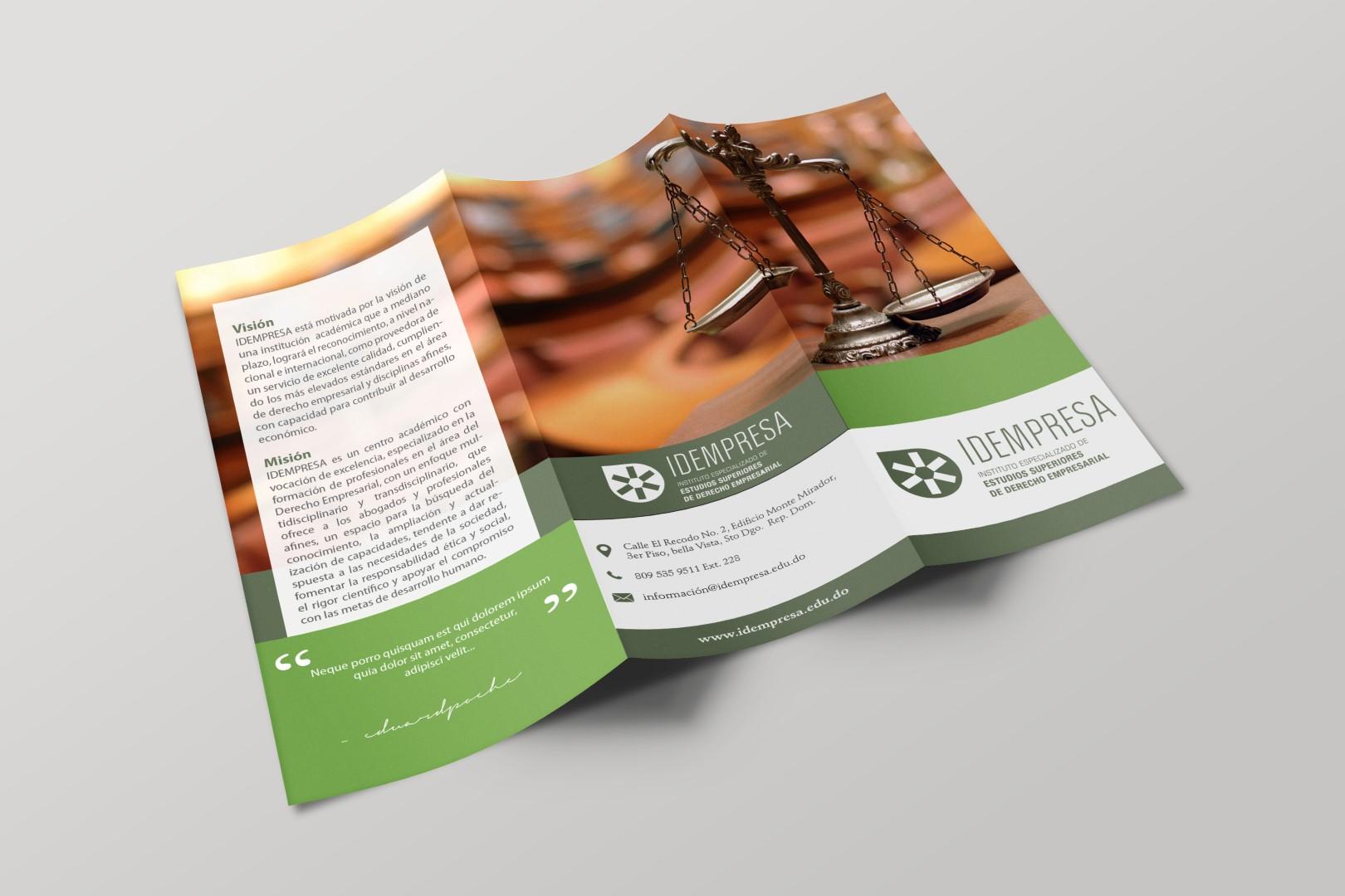 brochure idempresa